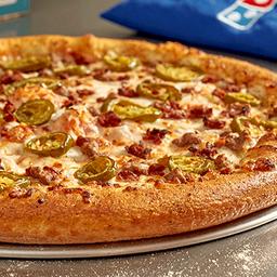Pizza Mediana 2-4 Ingredientes
