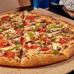 Pizza Mediana 5-9 Ingredientes
