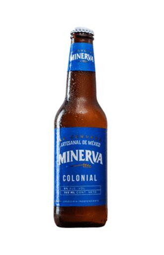 Minerva Cerveza Artesanal Colonial
