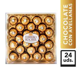 Ferrero Rocher Chocolate Con Relleno de Avellanas