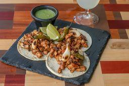 Taco de Carne Enchilada