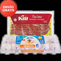 Rappicombo Tocino Kir + Huevo