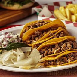 Tacos de Top Sirloin