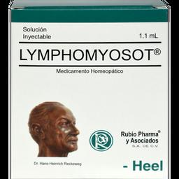 Lymphomyosot Medicamento Homeopático Solución Inyectable