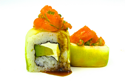 Kiury Spicy Salmón