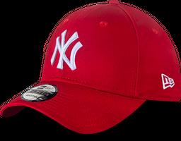 New Era Gorra de New York Yankees 940 Roja