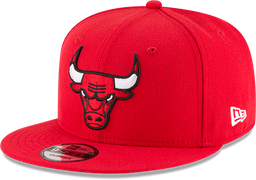 New Era Gorra de Chicago Bulls 950 Roja