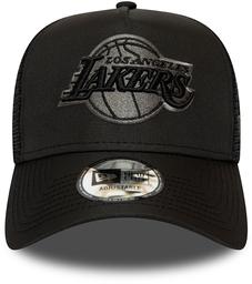 New Era Gorra de Los Angeles Lakers 940 Negra