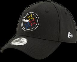 New Era Gorra Pittsburgh Steelers Draft 3930 Negra