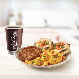 McTrío Desayuno Especial Mexicano