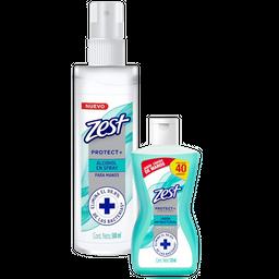 Rappicombo Zest Sanitizer Spray + Zest HW