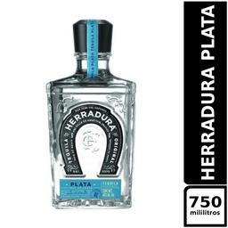 Herradura Plata 750 ml