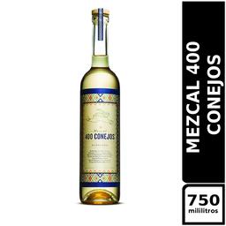 Mezcal 400 Conejos 750 ml