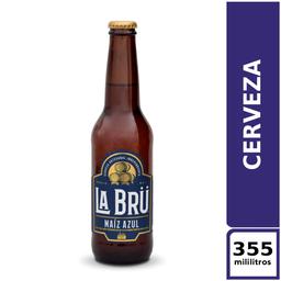 La Bru Maíz Azul 355 ml