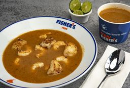 Consomé Fisher´s Mixto