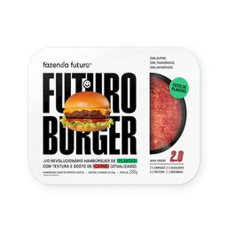 Futuro Burger Hamburguesa Vegana