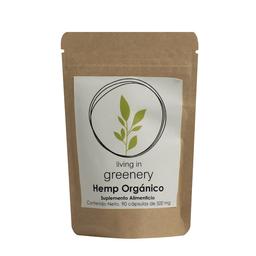 Living Greenery Suplemento Alimenticio Hemp Orgánico