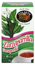 Malabar té de Zarzaparrilla