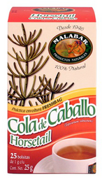 Malabar té de Cola de Caballo