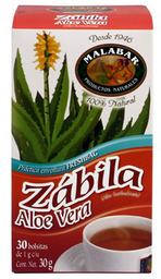 Malabar té Zabila