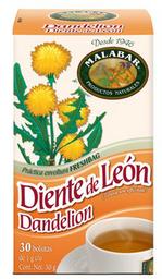 Malabar té Diente de León