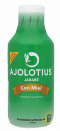 Ajolotius Jarabe Con Miel