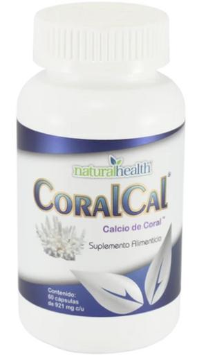 Natural Health Calcio de Coral