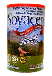 Pronacen Leche Soyacen Natural