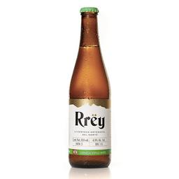 Rrey Cerveza Whïte