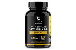 Life Nutrition Vitamina D3