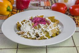 Chilaquiles Naturales