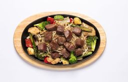 Promoción Teppan Filete de res