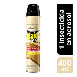 Raid Max Insecticida