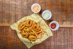 Taco Calamar & Chips