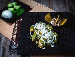 Enchiladas Molcajeteadas
