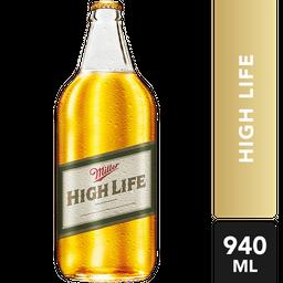 Miller High Life Cerveza Clara