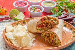 Burrito de Pastor