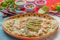 Huarache de Pollo