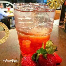 Soda de Fresa