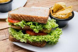 Sándwich Jamón de Pierna