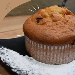 Muffin Vainilla con Chispas