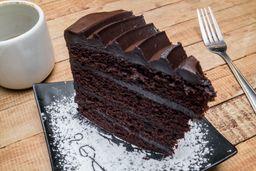 Pastel de Trufa Chocolate