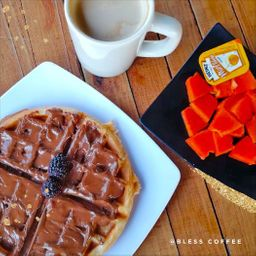 Paquete Waffles