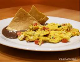 Huevos con Machaca