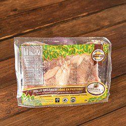 Pechuga de pollo Organica