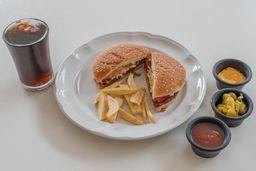 Combo Hamburguesa + Refresco