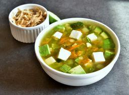 Sopa de la milpa