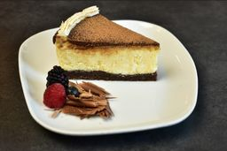 Cheesecake con Brownie