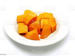 Plato de Papaya
