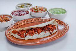 Quesadilla de Chorizo